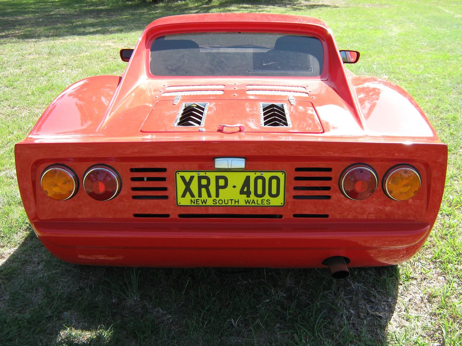 Ferrari Dino GT Replica Star Cars Agency - Drb sports cars queensland
