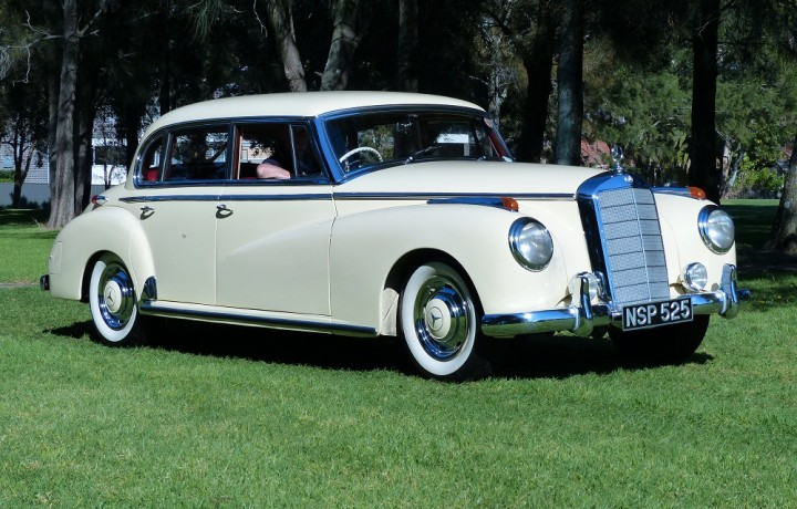 Luxury 1950 s mercedes star cars agency for 1950s mercedes benz