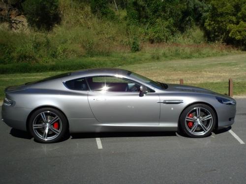 Aston Martin DB Le Mans Special Edition Star Cars Agency - Aston martin db9 manual transmission