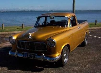 1957 Holden Fe Ute Star Cars Agency