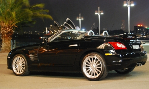 2007 chrysler crossfire srt 6 star cars agency. Black Bedroom Furniture Sets. Home Design Ideas
