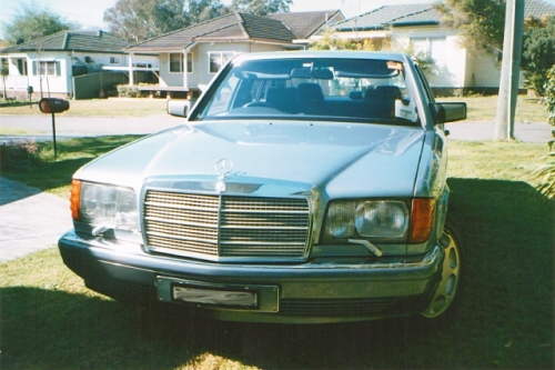 1990 mercedes benz 420 sel star cars agency for 1990 mercedes benz 420sel
