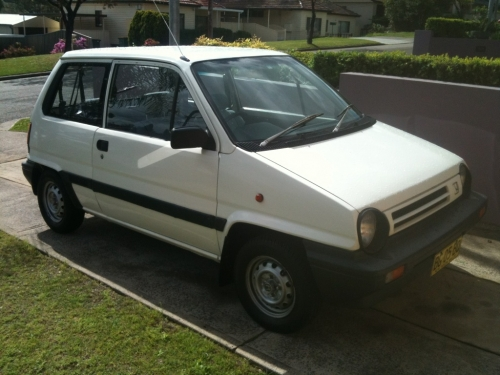1983 Honda City Pro Star Cars Agency