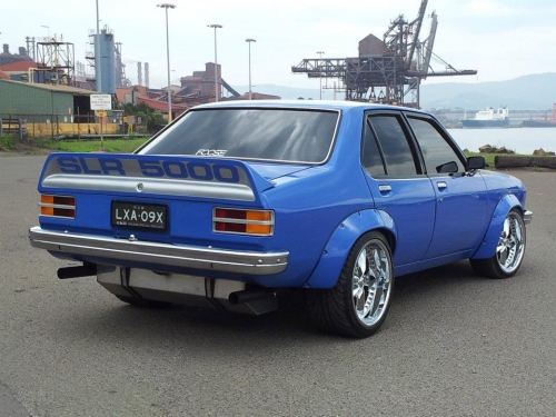 1977 HOLDEN LX TORANA SLR 5000 – Star Cars Agency