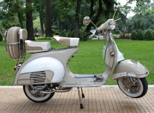 1965 Vespa Vbb 150cc Star Cars Agency