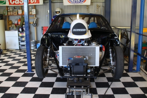 2000 Holden Commodore HSV GTS Drag Car – Star Cars Agency