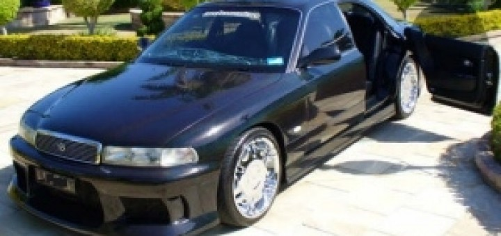 1993 Mazda 929 Custom Star Cars Agency