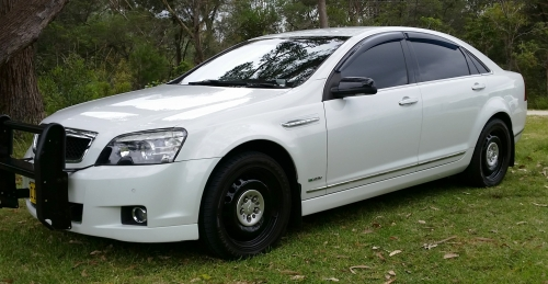 2011 Holden Chevrolet Caprice Ppv Star Cars Agency