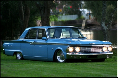 1962 Ford Fairlane (Compact) – Star Cars Agency