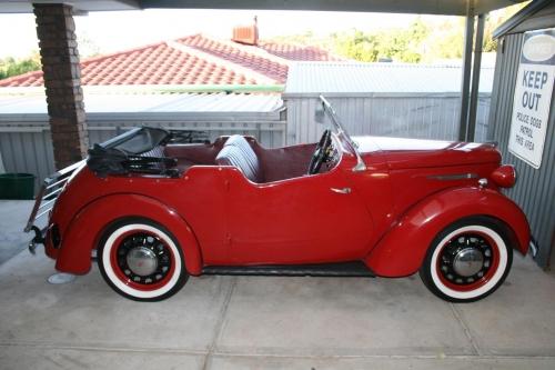 1939 Vintage Austin Eight Tourer Star Cars Agency