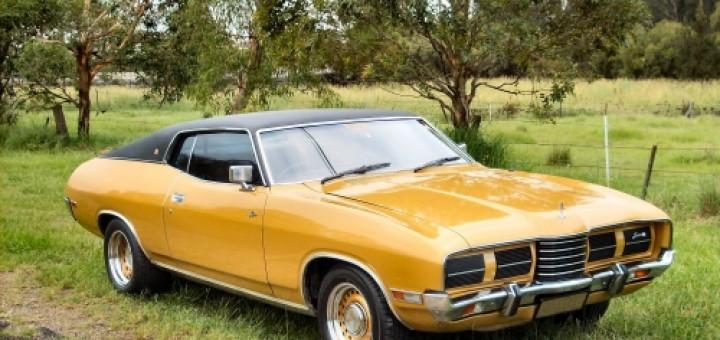 1973 Ford Landau Coupe Star Cars Agency