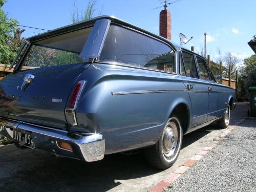 1967 Chrysler Valiant VC Safari Wagon – Star Cars Agency