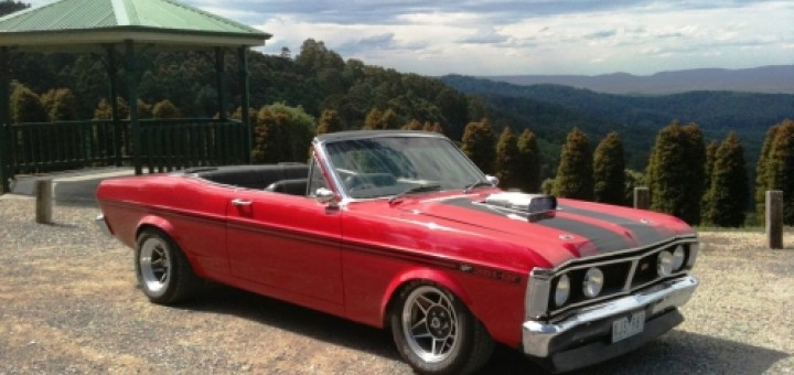 1969 Ford Falcon Coupe ✓ Ford is Your Car