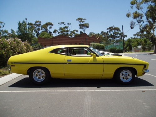 1975 Ford Xb Coupe Star Cars Agency