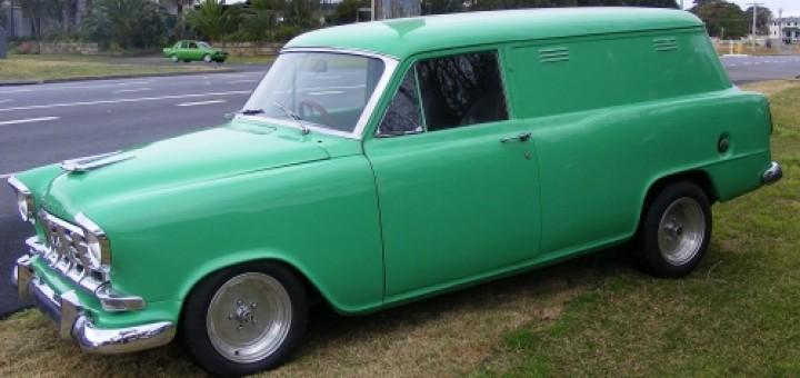 1959 Holden Fc Star Cars Agency