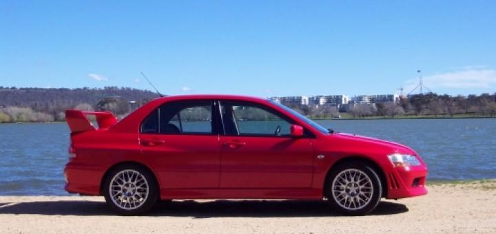 2002 Mitsubishi Evolution Vii Star Cars Agency