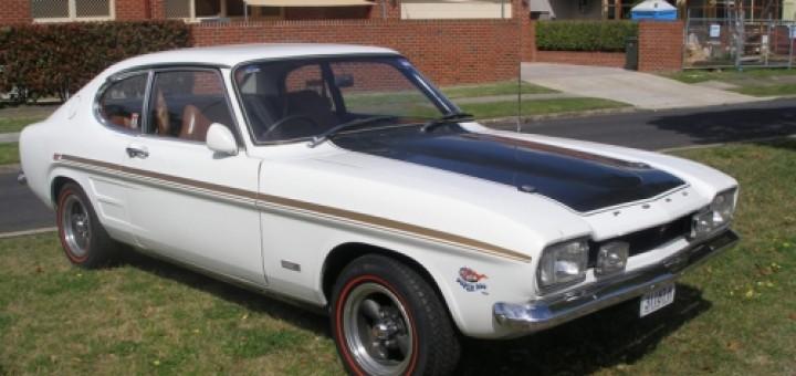 1970 Ford Capri Gt V6 Star Cars Agency