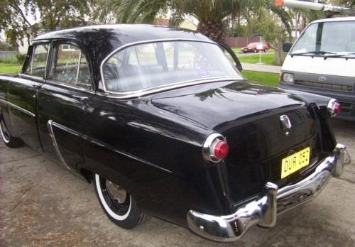 1952 ford customline 4 door star cars agency for 1952 ford customline 2 door