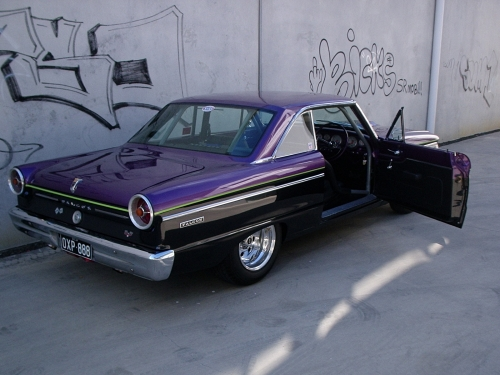 1965 Ford Falcon Xp Hardtop Coupe Star Cars Agency