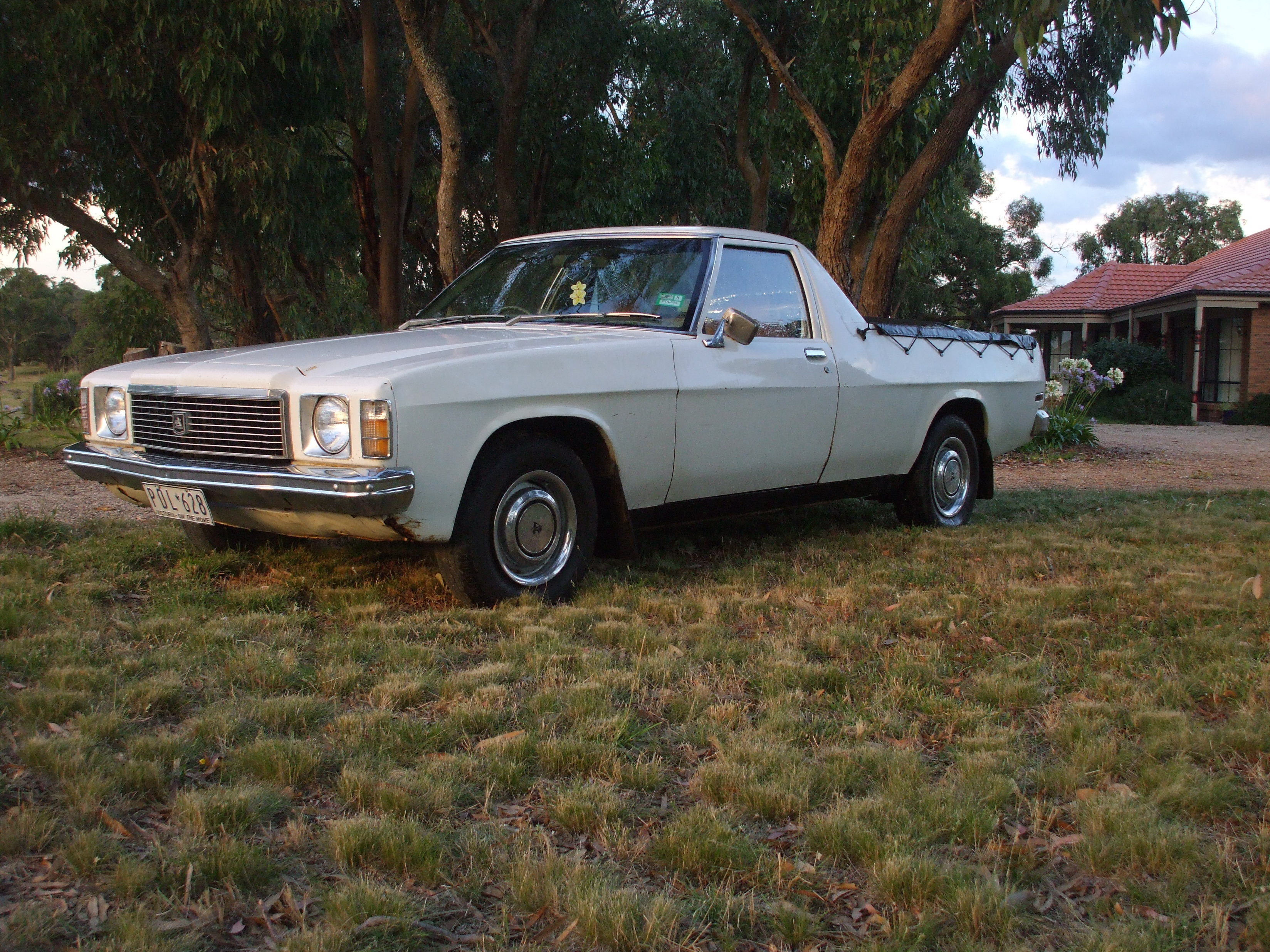 Farm Ute Holden Hj Ute Star Cars Agency
