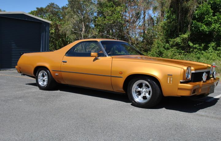 1973 El Camino Ss Ute Star Cars Agency
