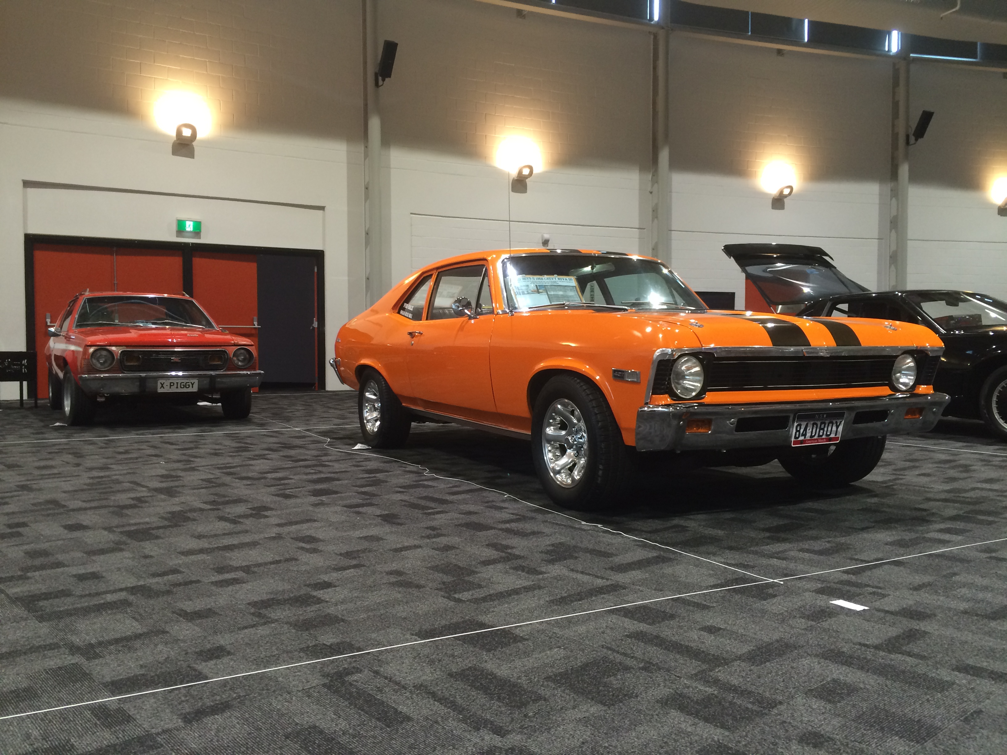 chevy nova featured in bad boys 2 – star cars agency