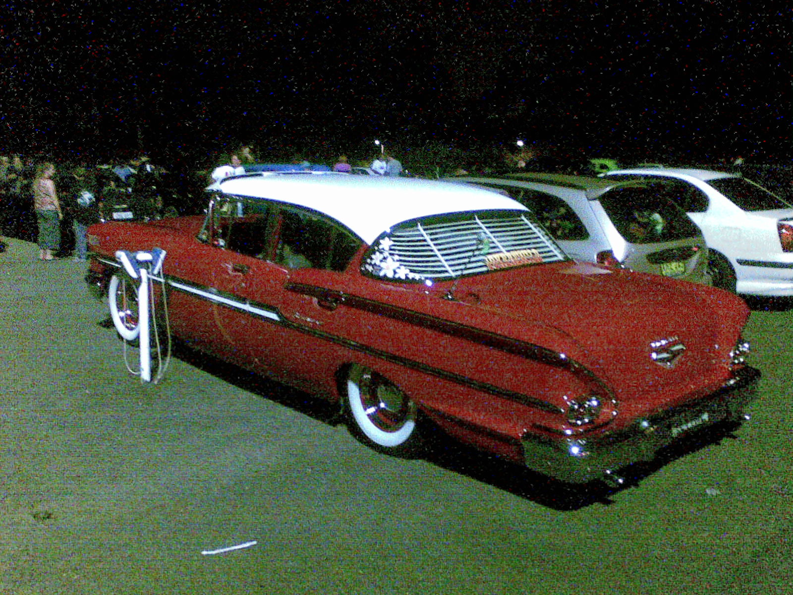 1958 CHEVROLET BISCAYNE SEDAN, RESTO, CUSTOM, OLD SCHOOL, – Star ...