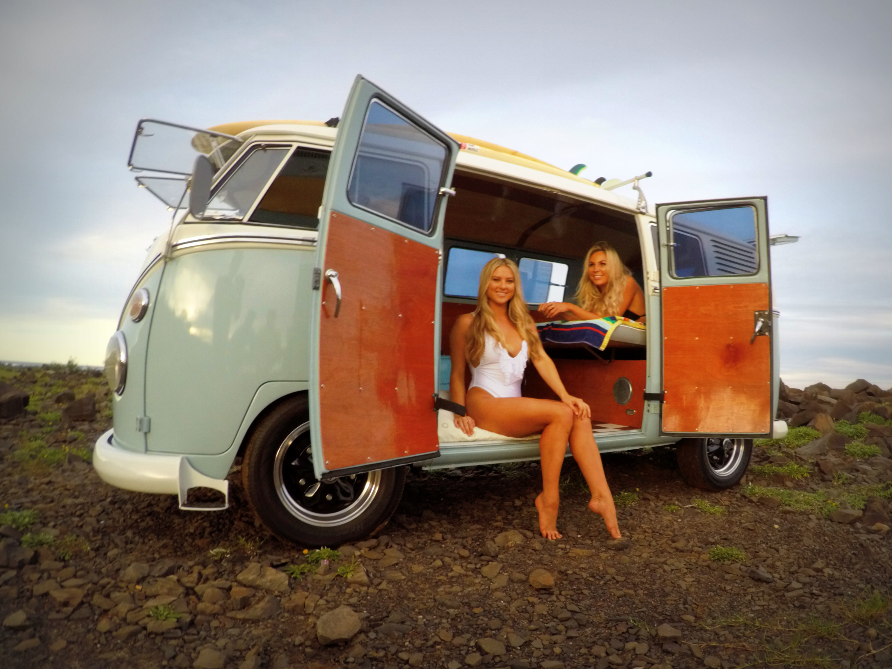 Vw 1964 Splitscreen Kombi Star Cars Agency