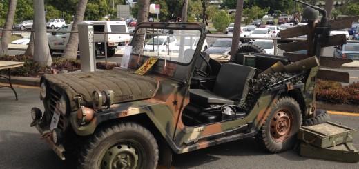 Sabre M151 A2 Jeep Vietnam Era