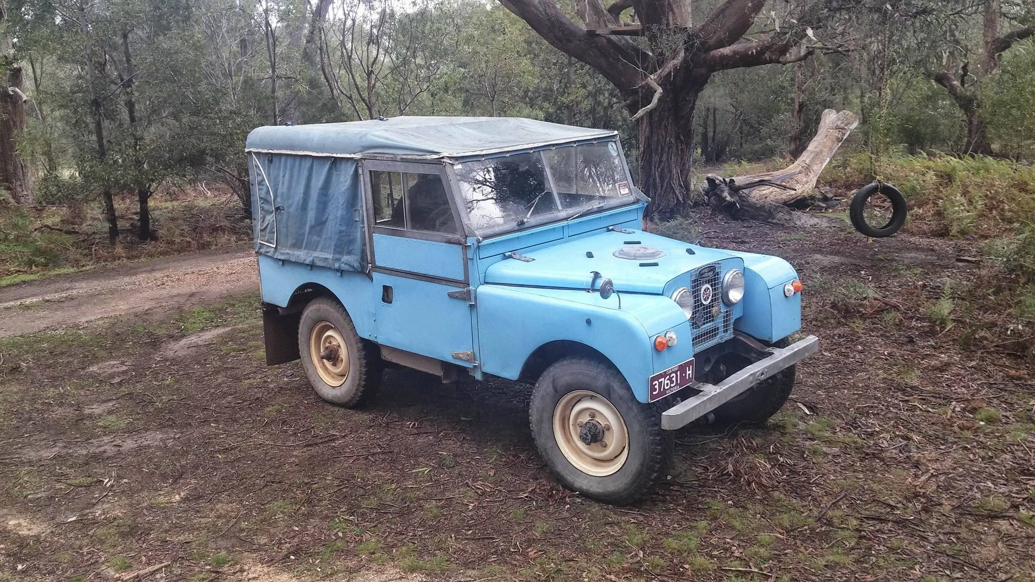 1958 Series 1 Land Rover Star Cars Agency