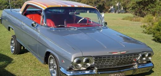 62 Impala front