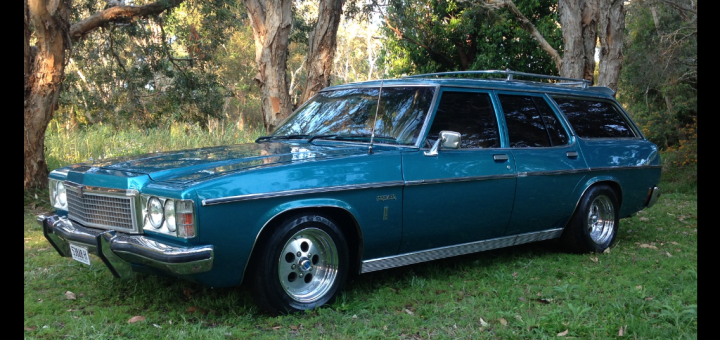 Holden Hz Premier Stationwagon Star Cars Agency