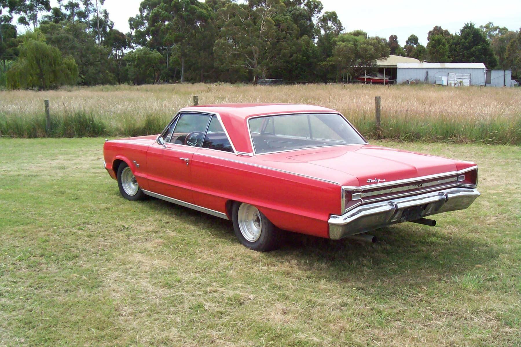 Dodge Monaco 1965 Star Cars Agency