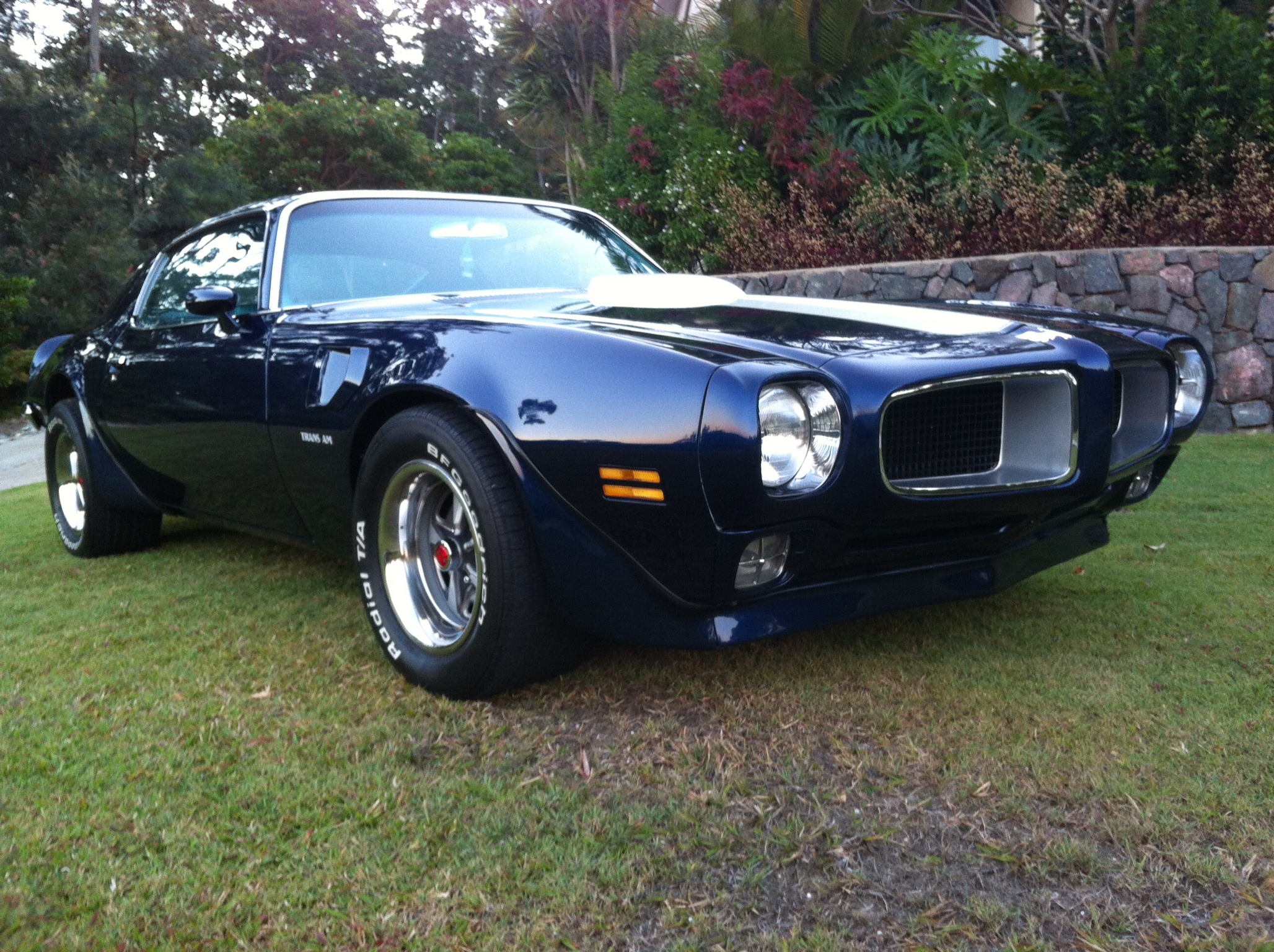 Classic Pontiac Trans Am 1970 Original Star Cars Agency