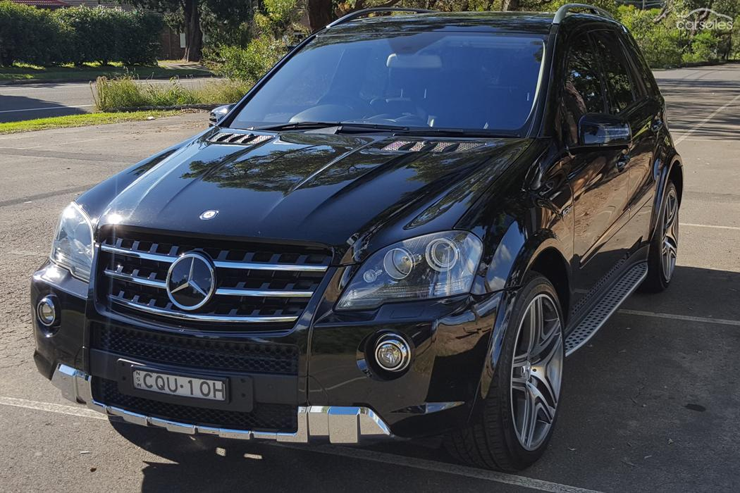 Mercedes Benz Ml63 Amg Star Cars Agency