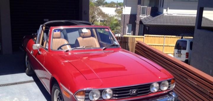 triumph stag star cars agency