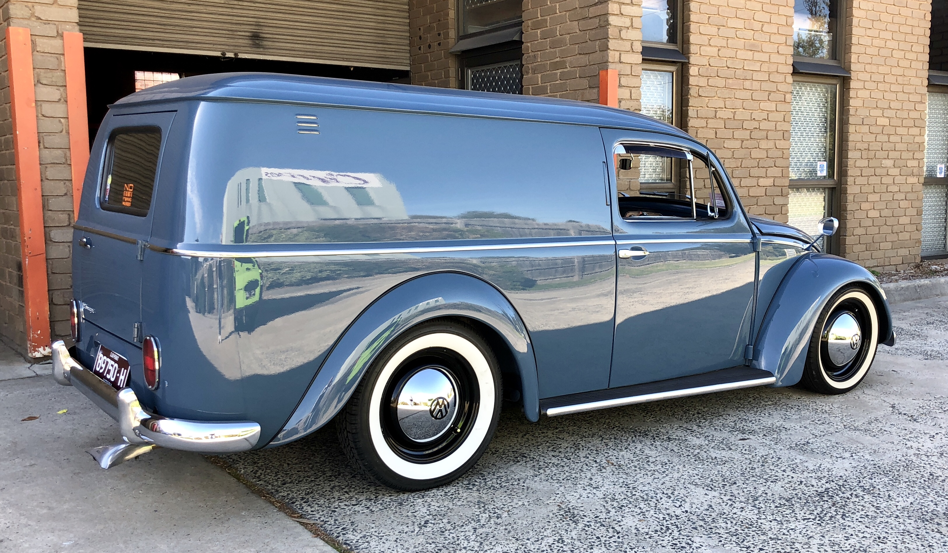 Capital Buick Gmc >> 1954 VW Beetle Panel Van – Star Cars Agency
