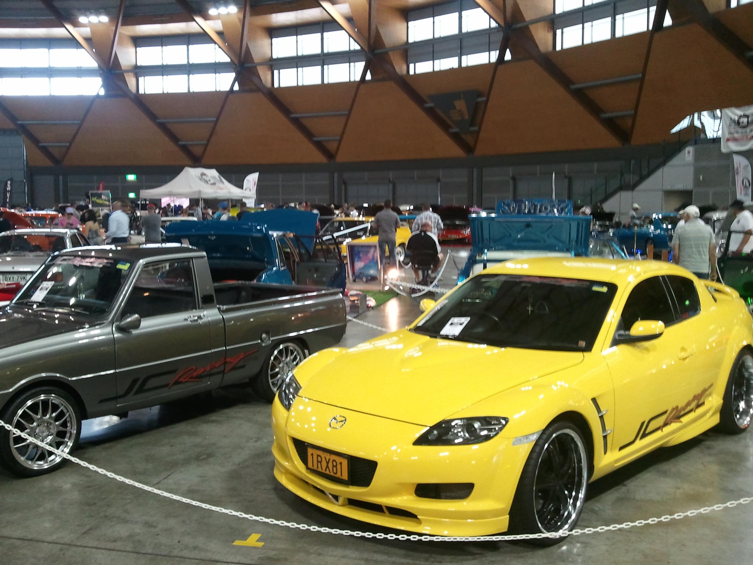 Mazda Rx8 Star Cars Agency
