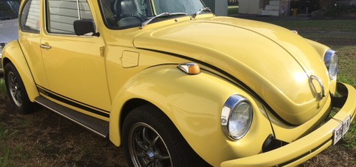 Yellow VW (2)