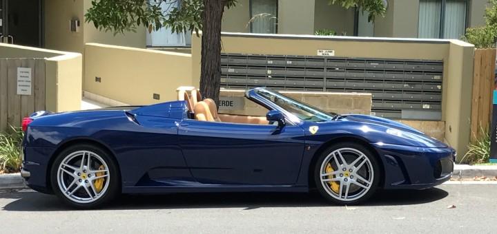 Ferrari F430 Convertible Pic 3