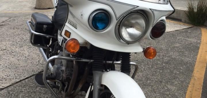 1987 Kawasaki KZ1000 Police Special – Star Cars Agency