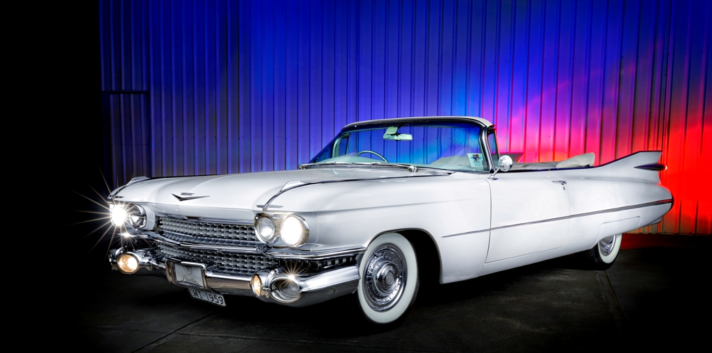 Cadillac 5 seater