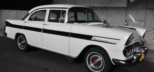 Car at hotel