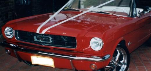 Red Mustang jpeg