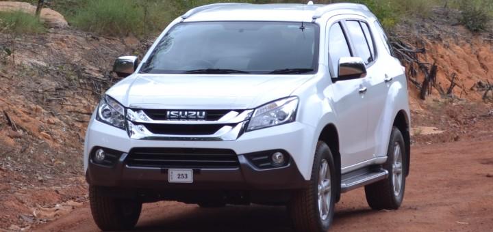MU-X star cars 2
