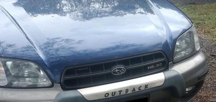 Front Bumper knob