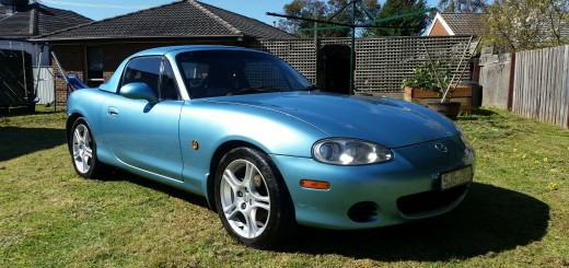 Gallagher MX5 front