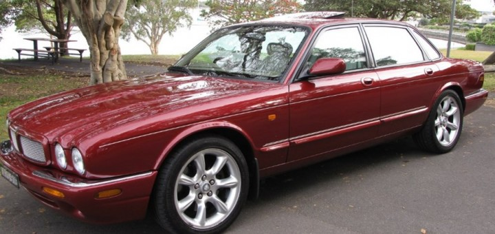 The XJR