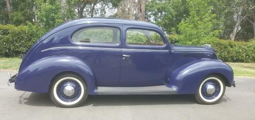 Gallagher 1938 Ford RHS