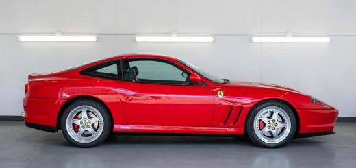 Ferrari 550 Maranello Red (25)